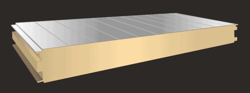 Pir-isolasjon - sandwich plade - Badelement Lett badekabin